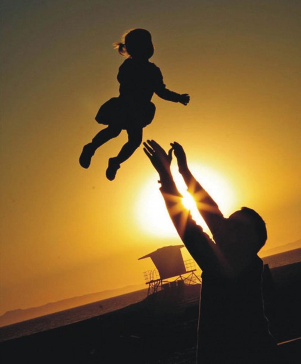 Hình ảnh về người cha đầy ý nghĩa