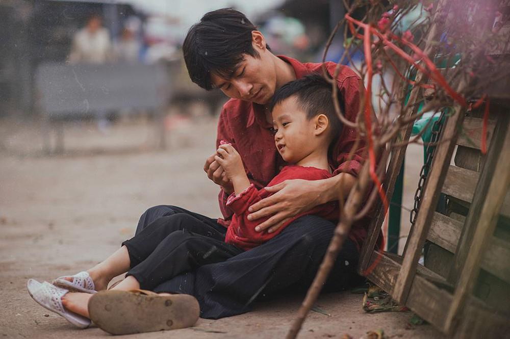 Hình ảnh ý nghĩa về cha nghèo