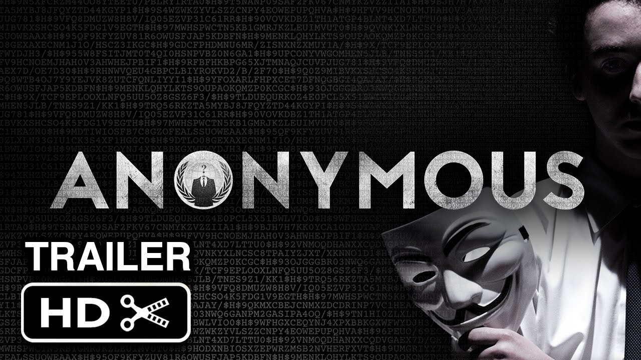 Mặt nạ trắng Anonymous