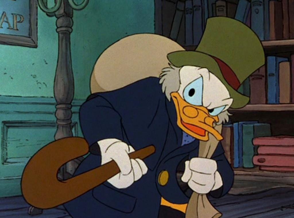 Ảnh meme vịt Donald