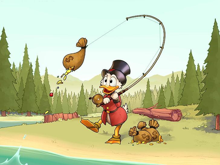 Ảnh vịt Donald đẹp