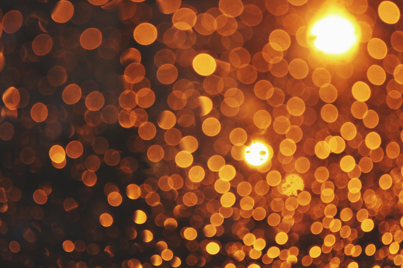 Background ánh đèn lung linh