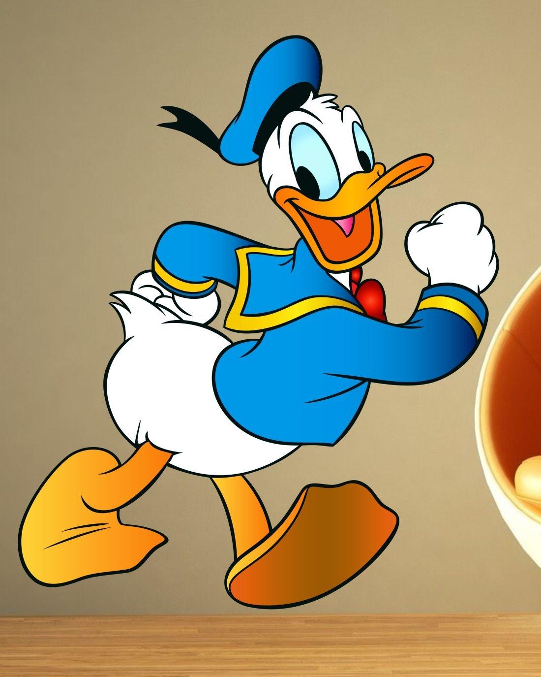 Hình ảnh vịt Donald dễ thương