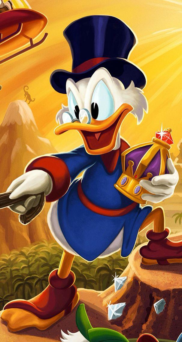 Hình ảnh vịt Donald