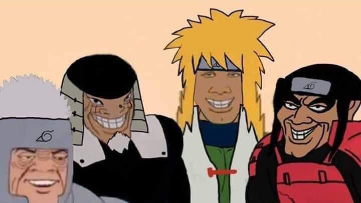 Ảnh chế Naruto bựa
