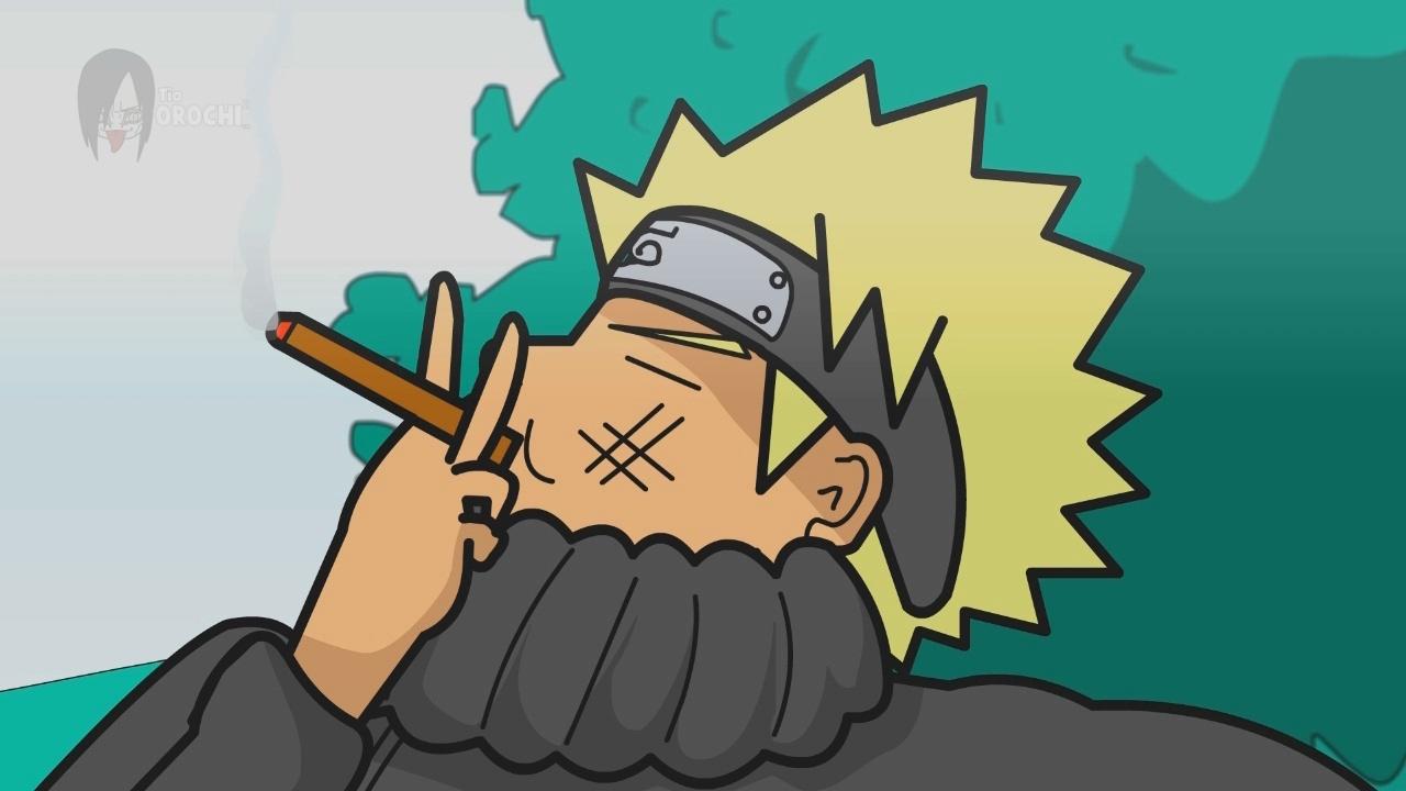 Ảnh chế Naruto Cool ngầu