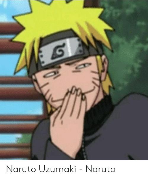 Ảnh chế Naruto cười