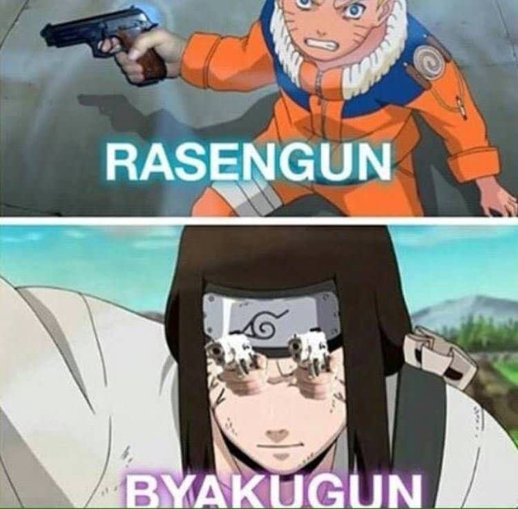Ảnh chế ngộ nghĩnh Naruto