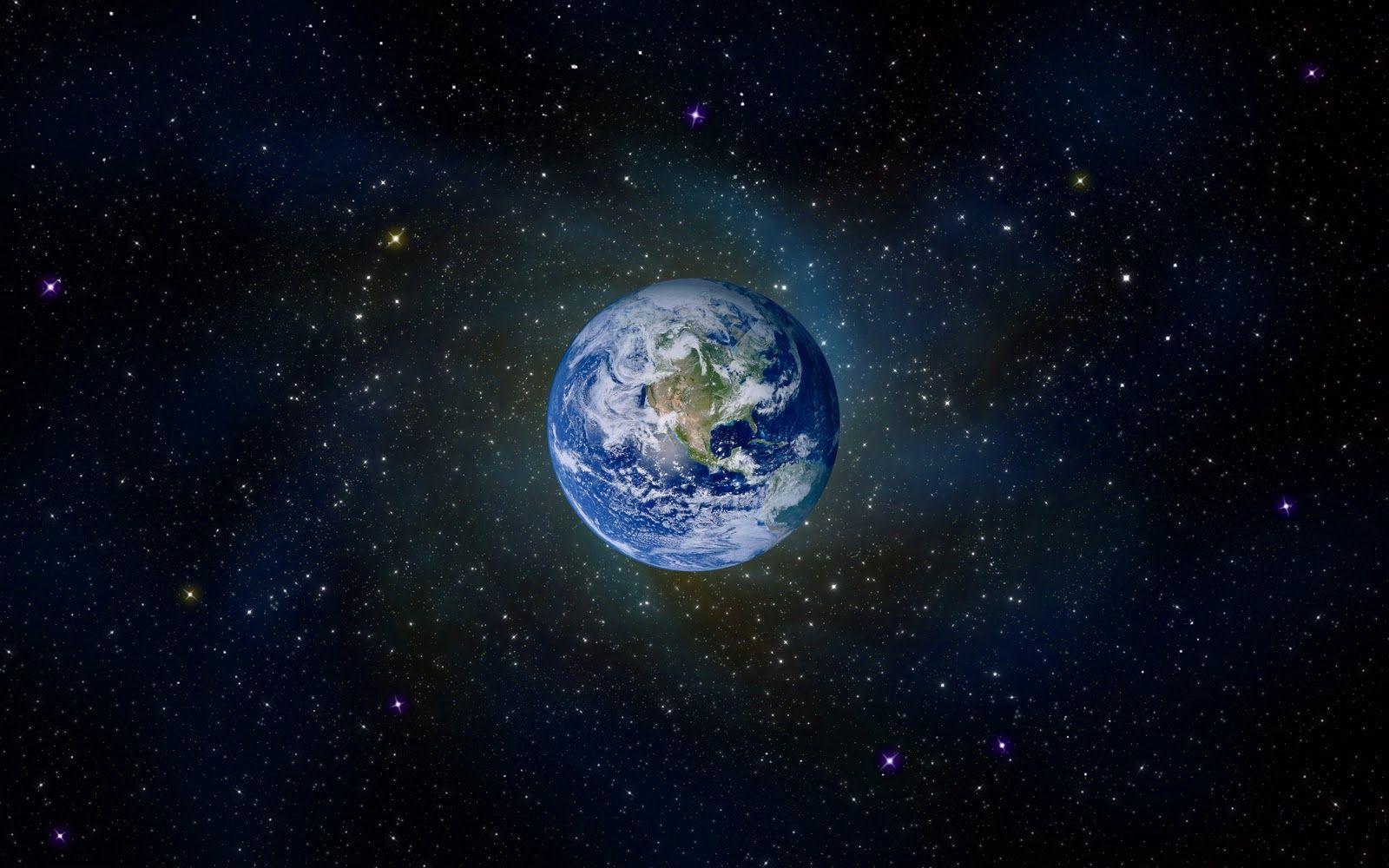 Ảnh chụp Trái Đất từ không gian đẹp nhất