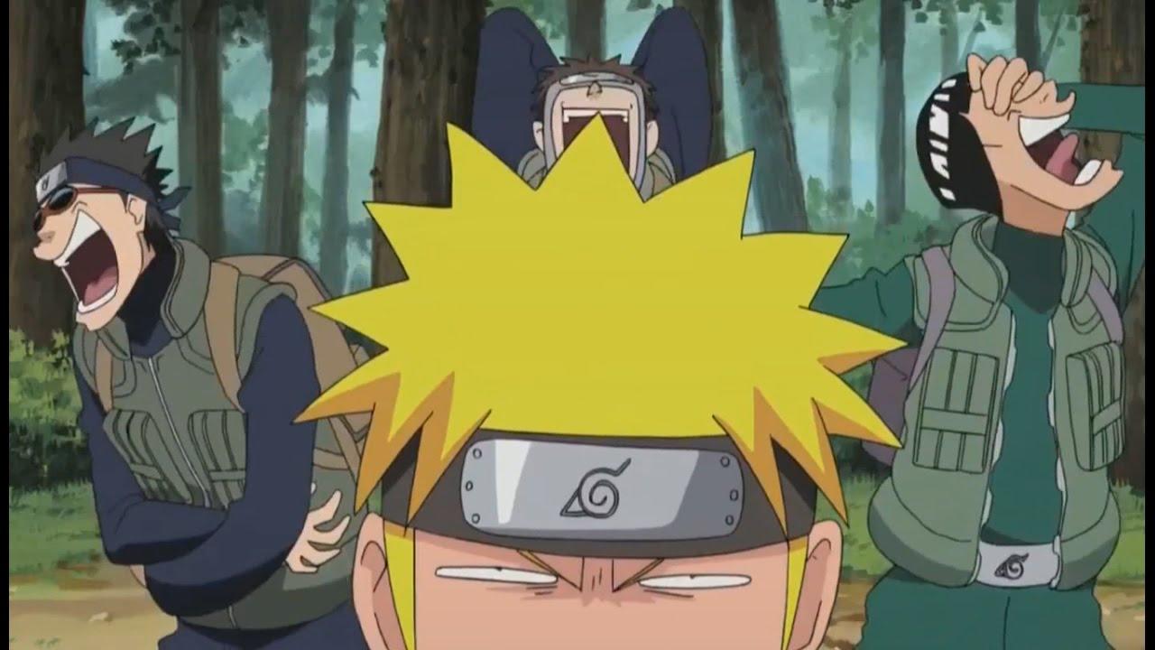 Ảnh Meme Naruto đẹp
