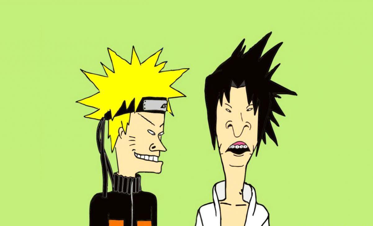 Ảnh Naruto chế bựa