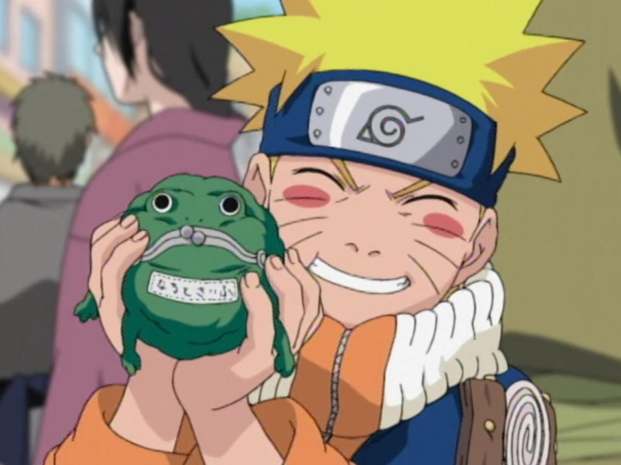 Ảnh Naruto chế ngộ nghĩnh cực đẹp