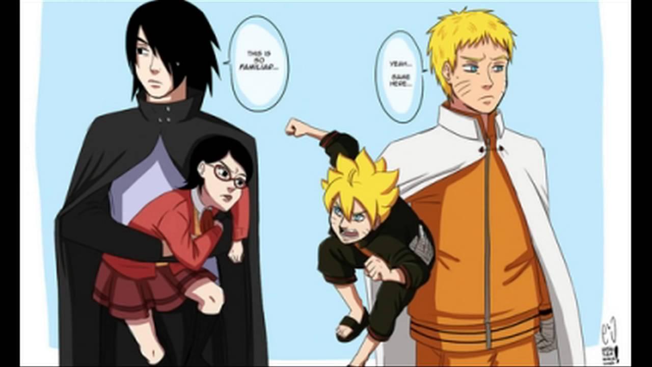 Ảnh Naruto chế