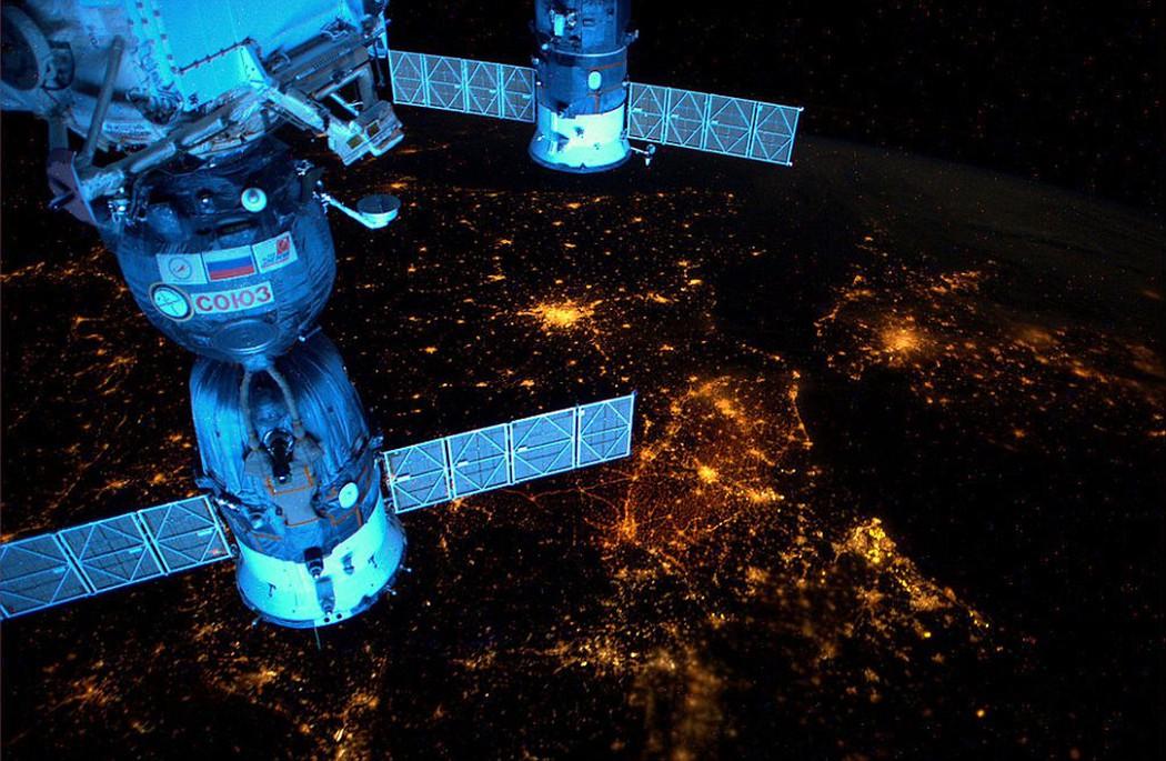 Ảnh Trái Đất về đêm tuyệt đẹp