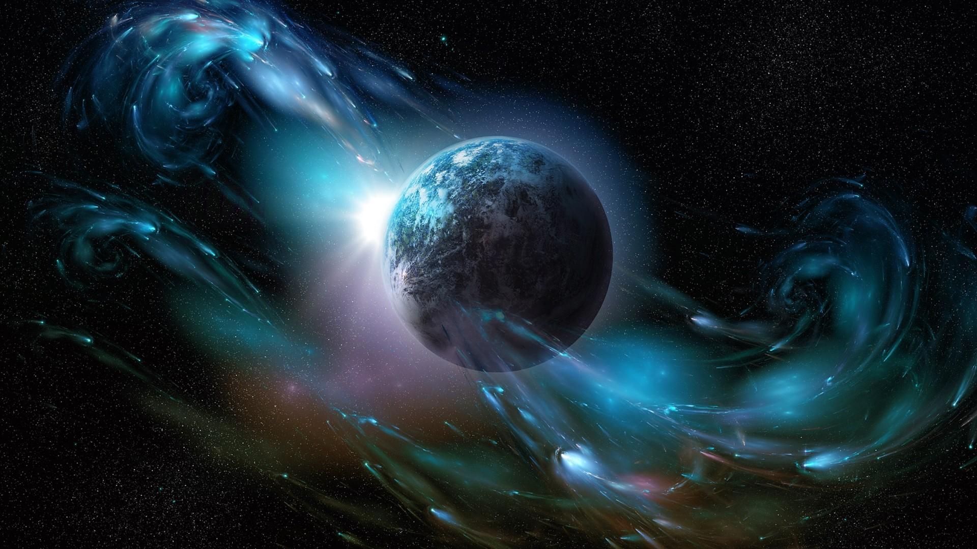 Bức ảnh về Trái Đất đẹp, ấn tượng