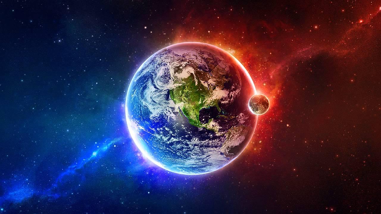 Hình ảnh Trái Đất ấn tượng nhất