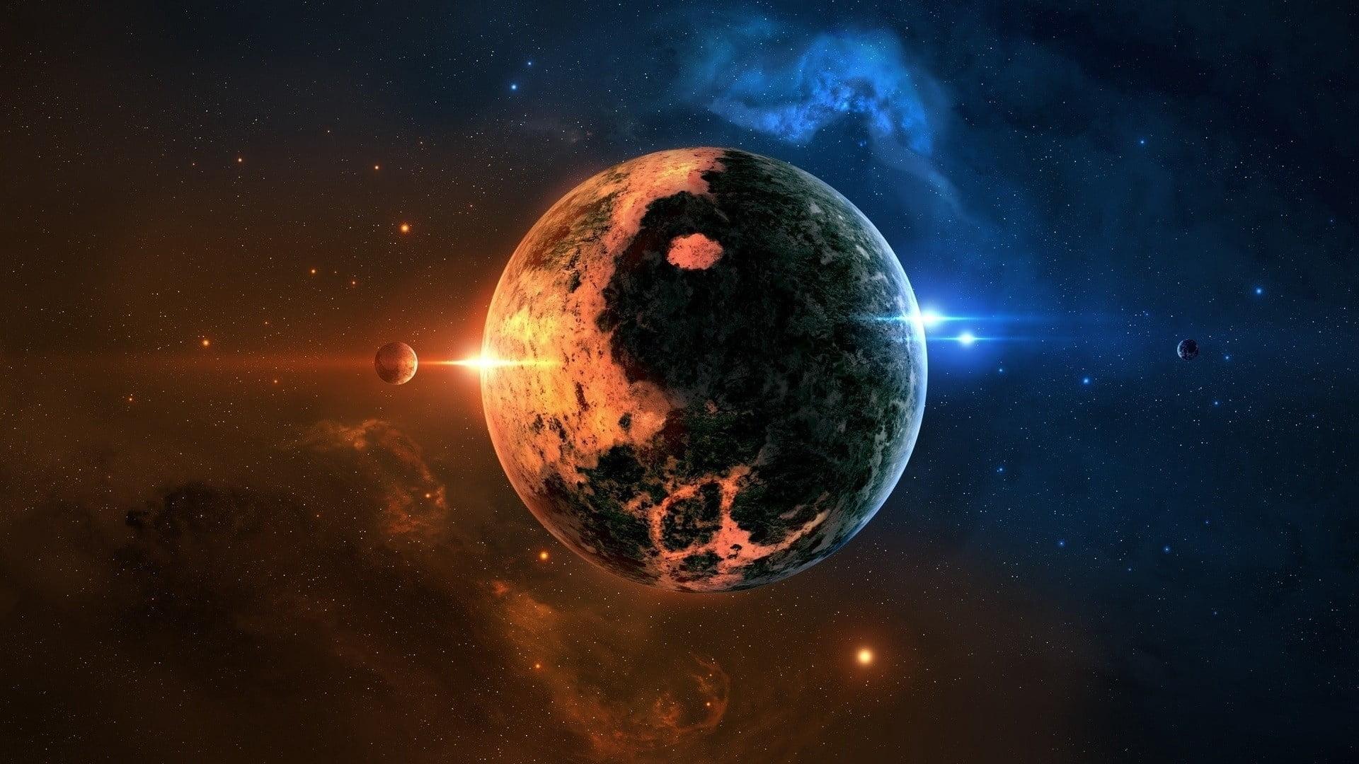 Hình ảnh Trái Đất ấn tượng