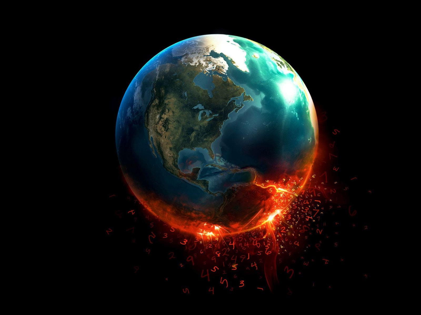 Hình ảnh Trái Đất tươi đẹp