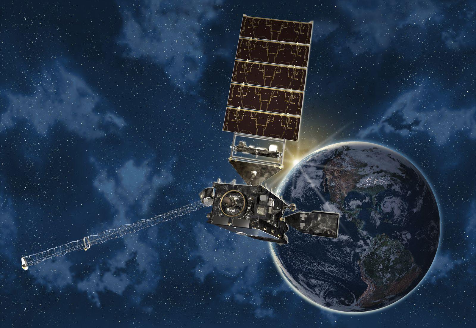 Hình ảnh Trái Đất và trạm vệ tinh đẹp nhất