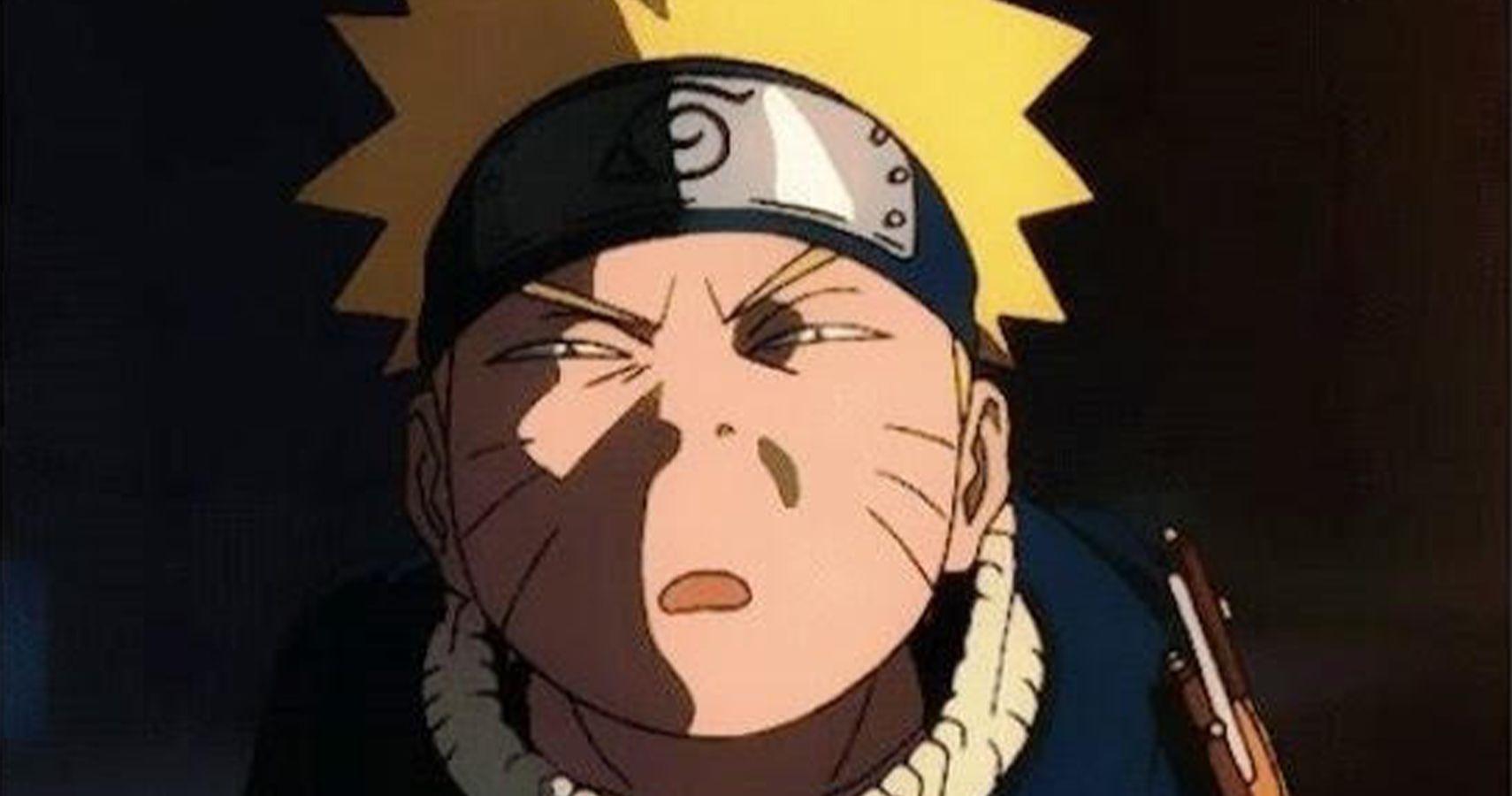 Meme Naruto ngộ nghĩnh