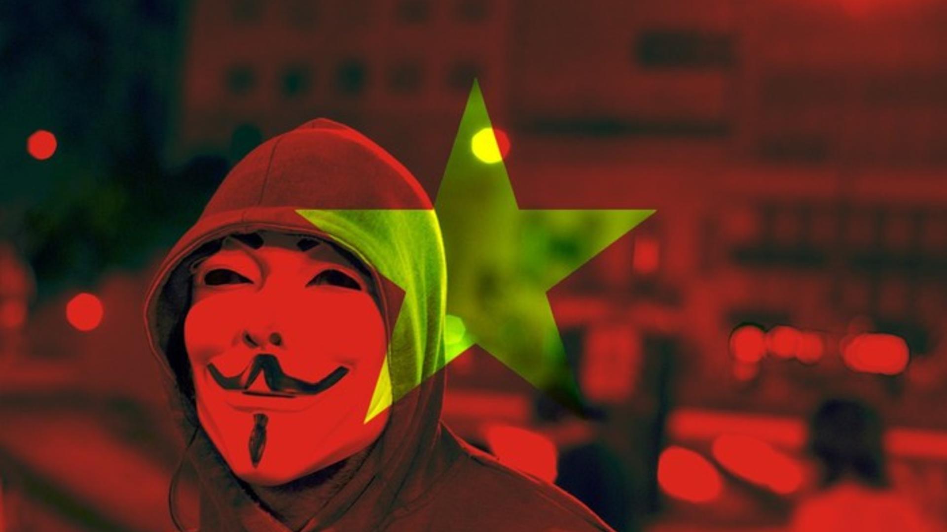 Hình nền hacker Việt