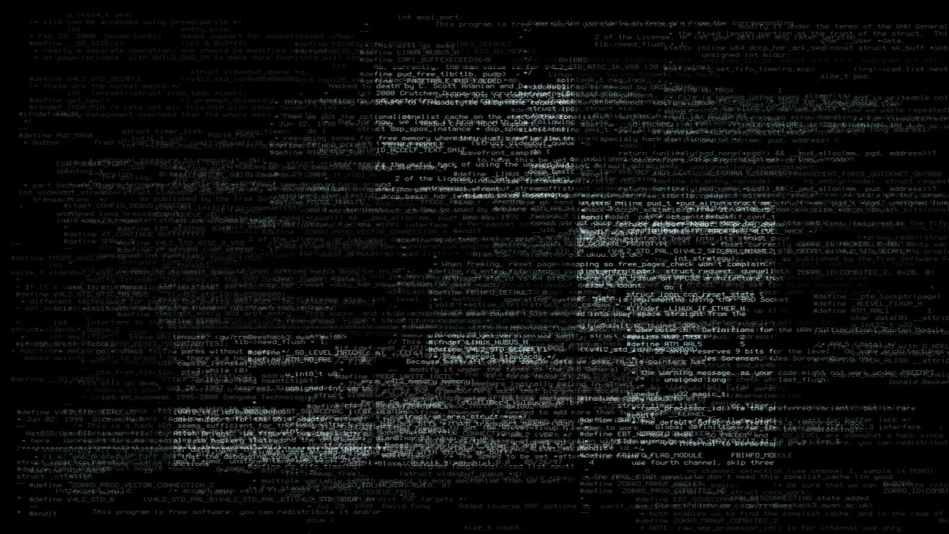 Hình nền máy tính hacker