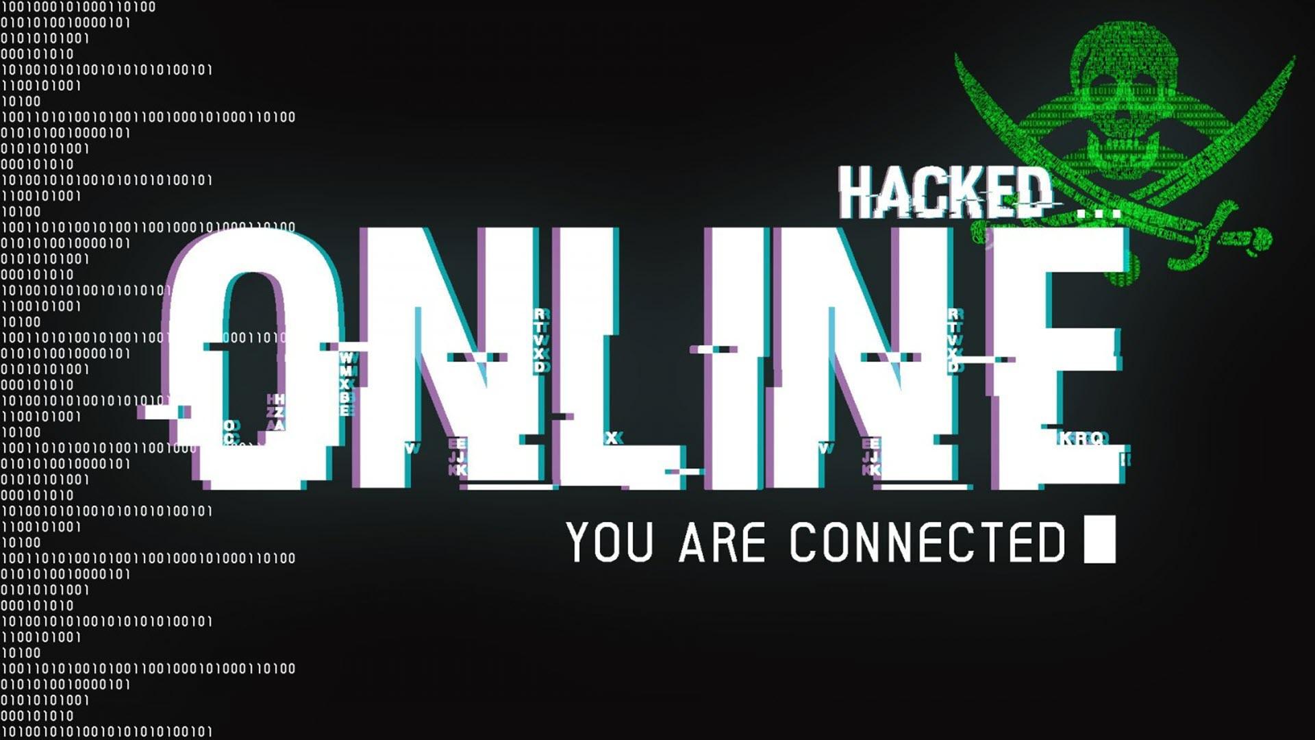 Hình nền máy tính về hacker
