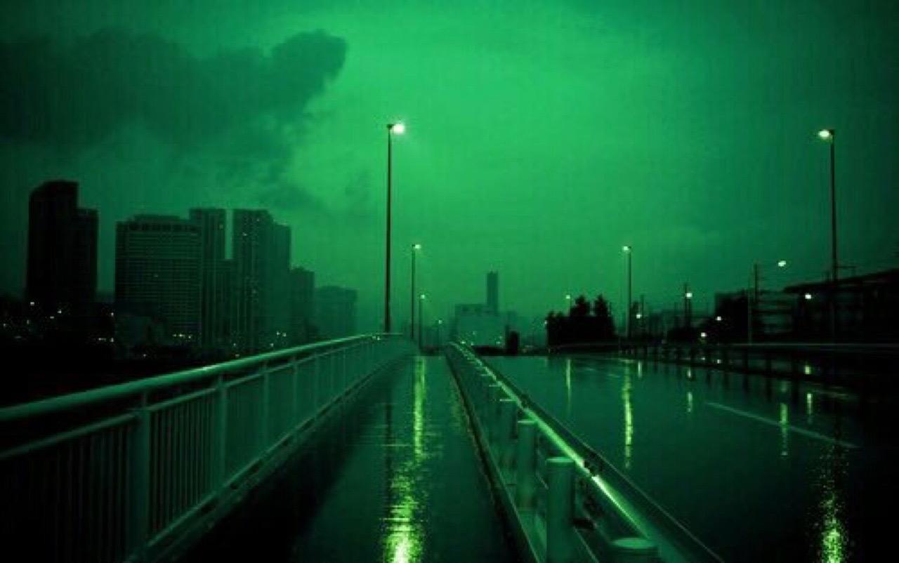 Hình nền thành phố xanh lá đẹp nhất