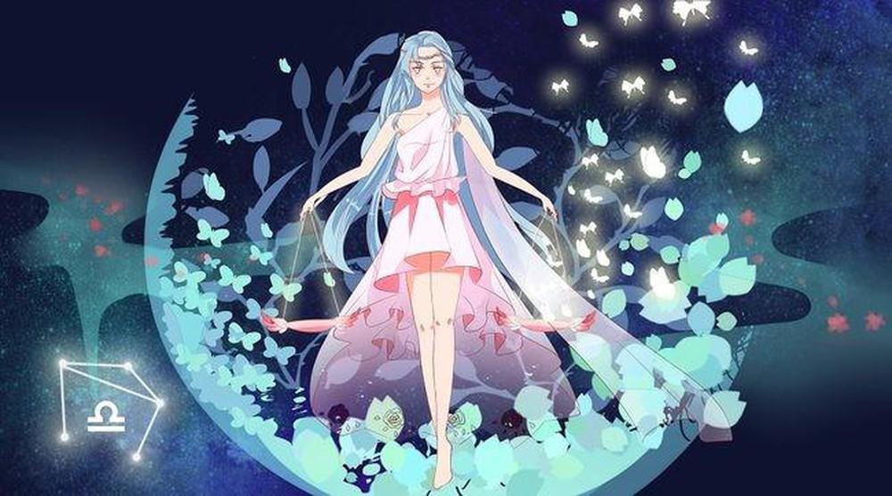 Ảnh 12 cung hoàng đạo anime cung Thiên Bình