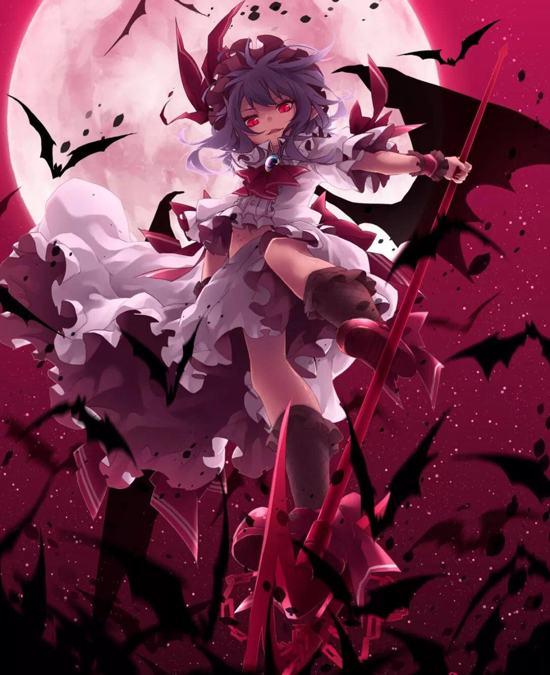 Ảnh Anime ác quỷ cool ngầu