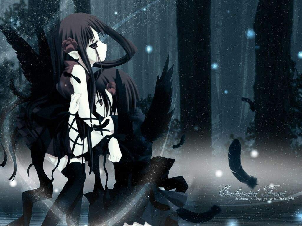 Ảnh Anime Ác quỷ đẹp