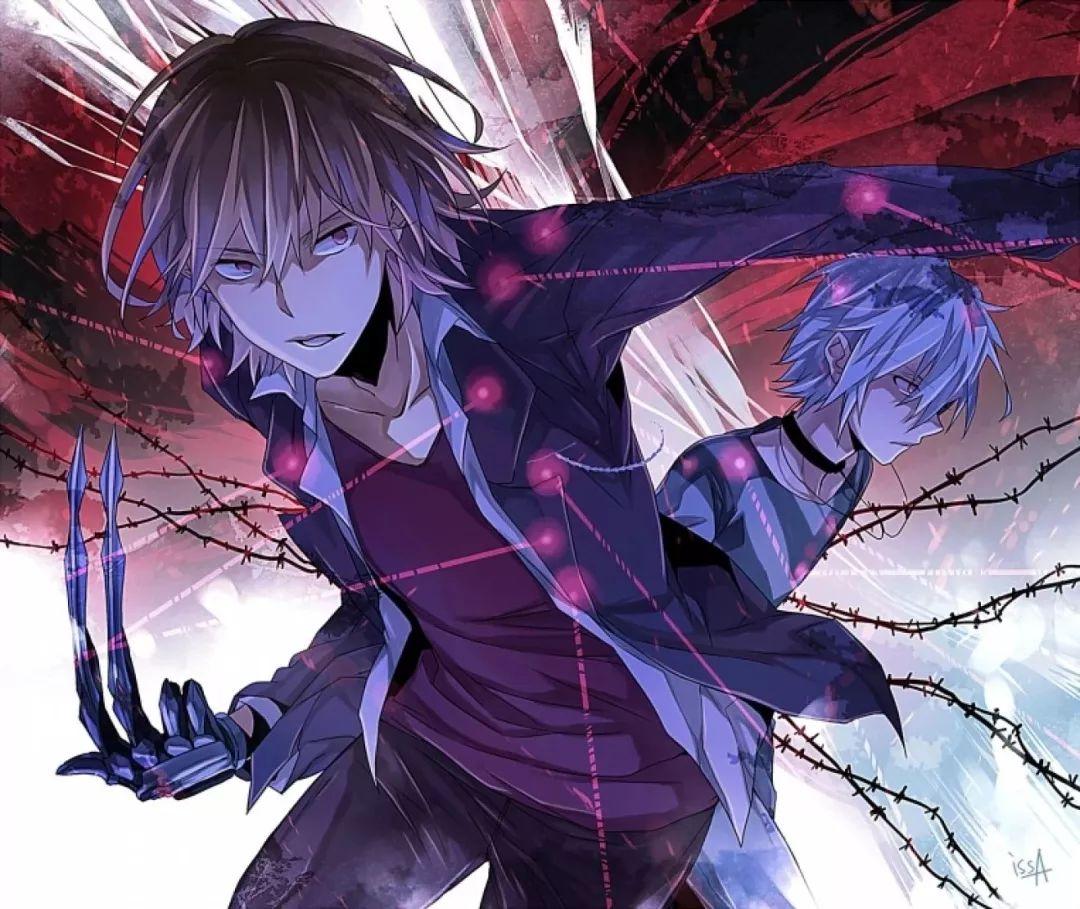 Ảnh Anime ác quỷ lạnh lùng