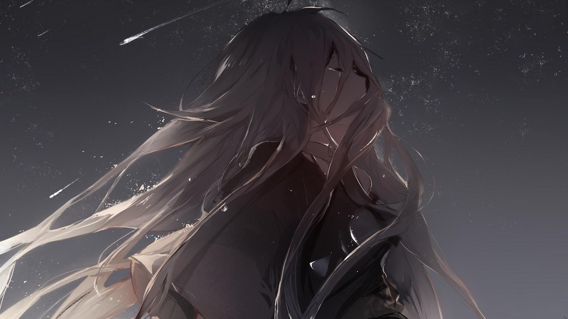 Ảnh Anime buồn cô đơn