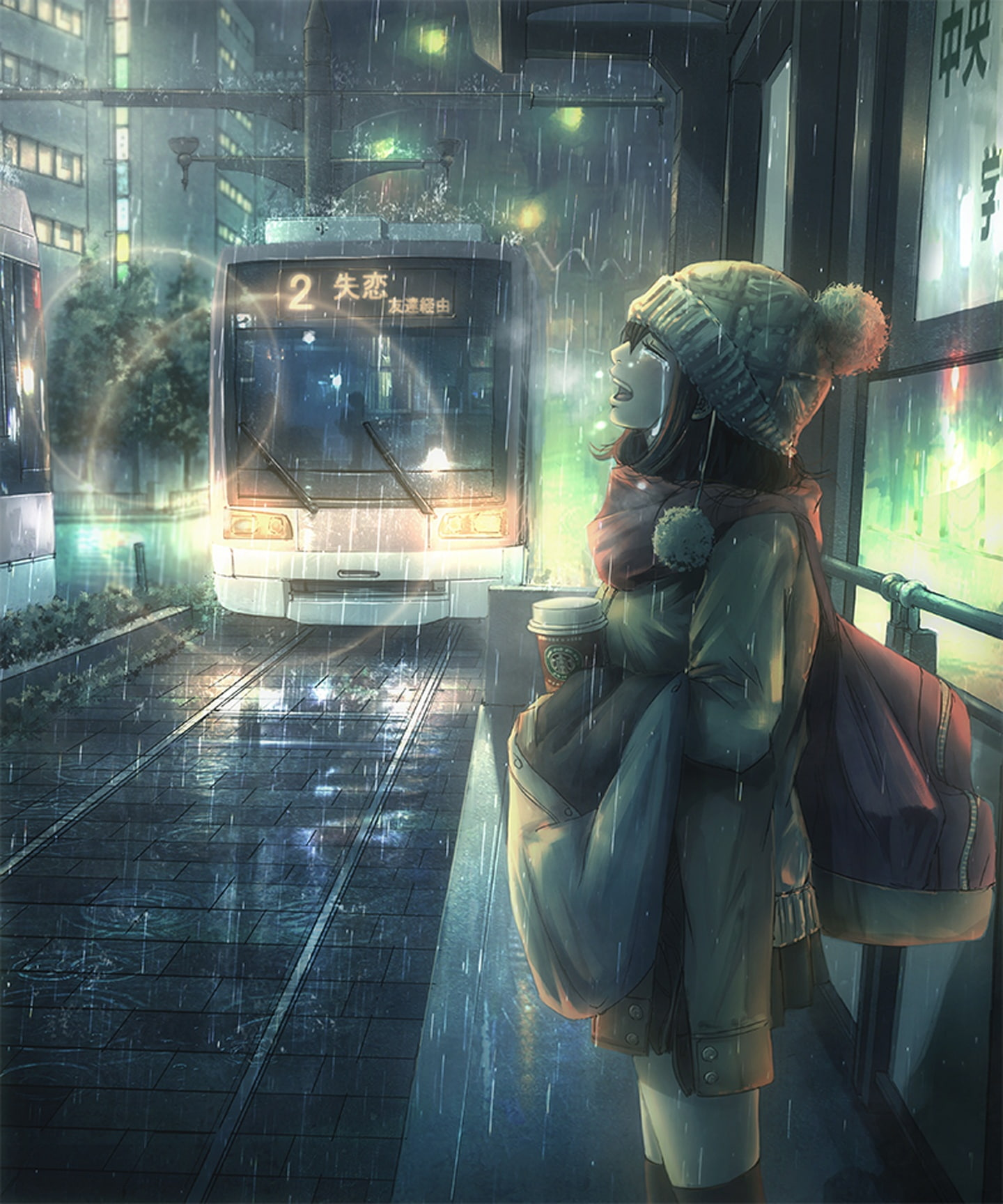 Ảnh Anime buồn khóc đau khổ nhất