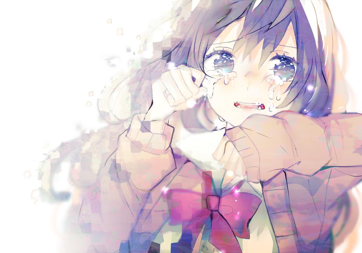 Ảnh Anime khóc buồn nhất