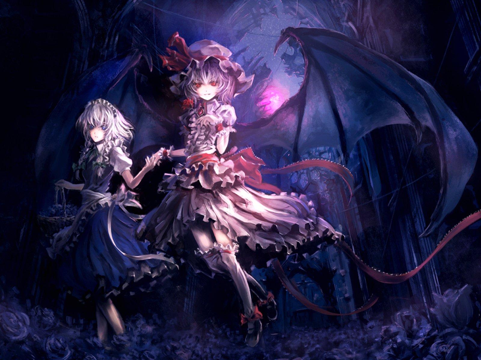 Ảnh Anime Nữ Ác quỷ đẹp