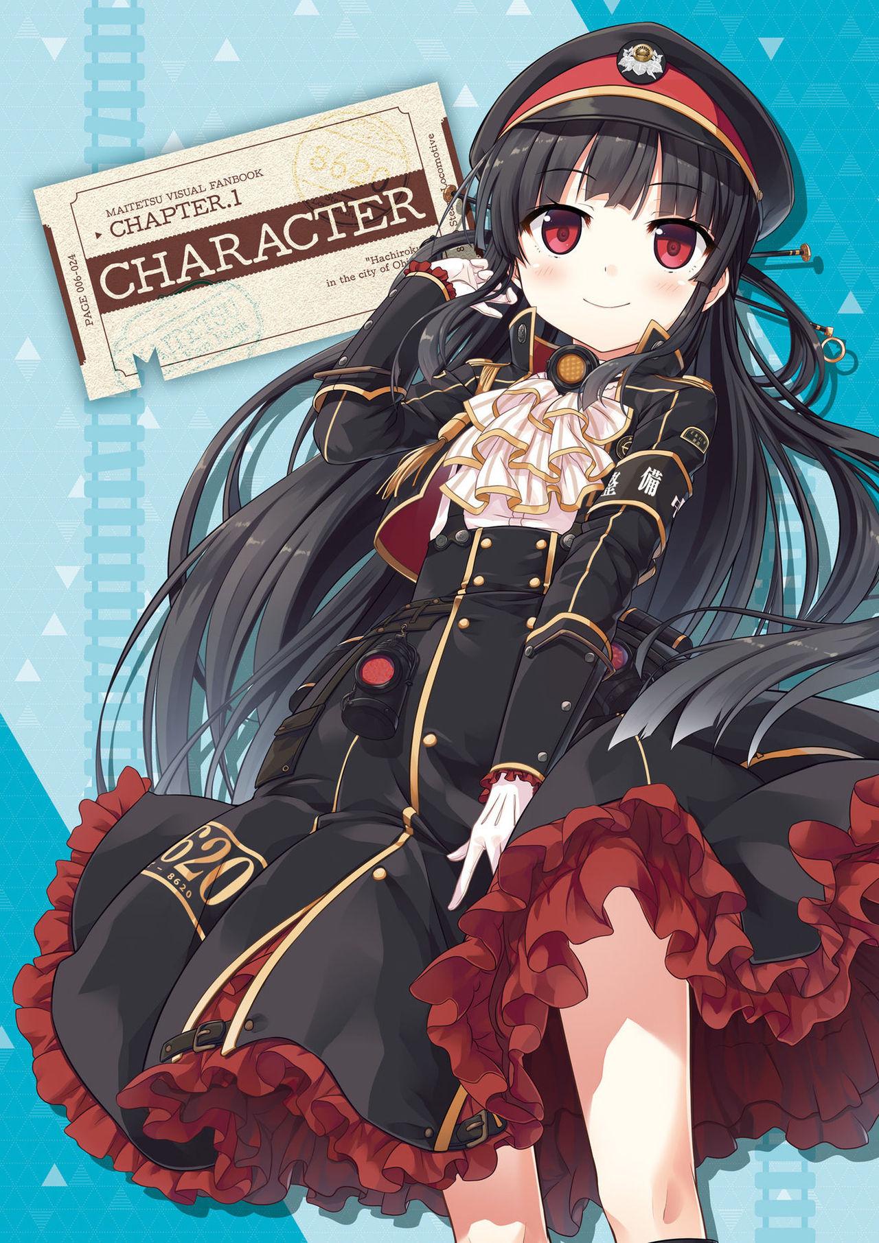 Ảnh anime nữ tóc đen ngầu