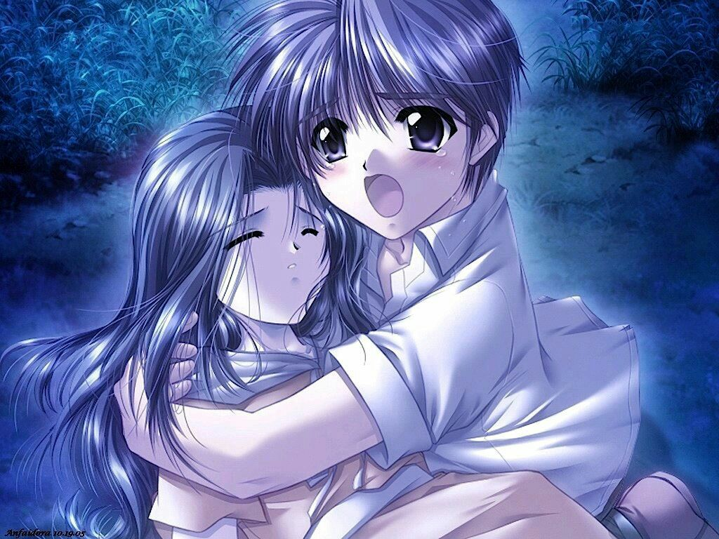 Ảnh Anime tình yêu buồn, đau khổ