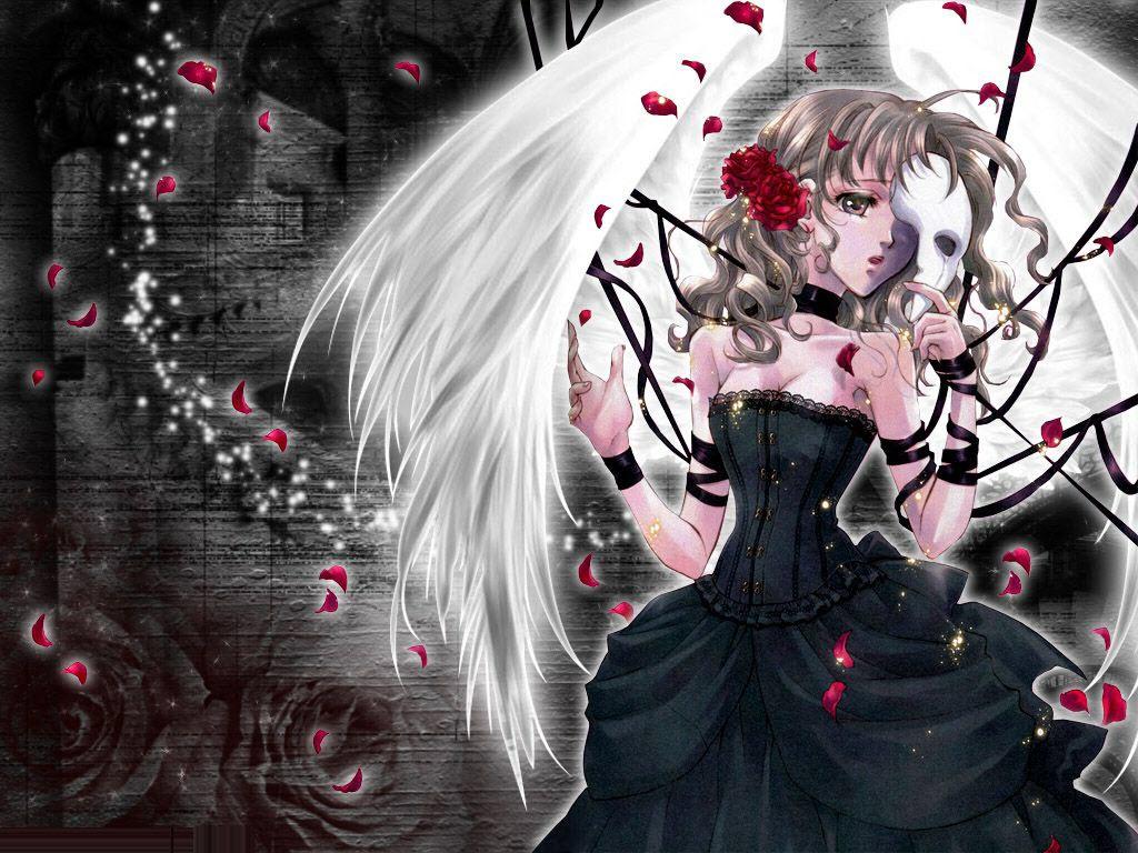 Ảnh cô gái với đôi cánh thiên thần đẹp nhất