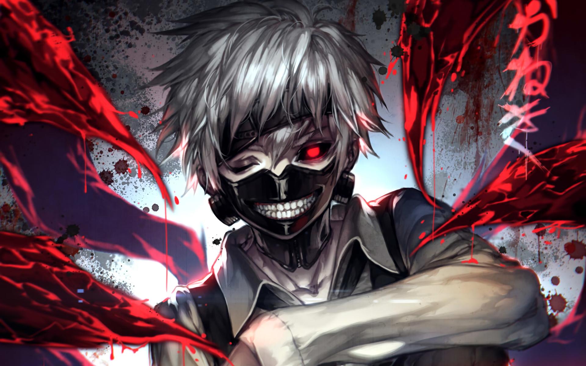 Ảnh nền Ác quỷ Anime đáng sợ nhất