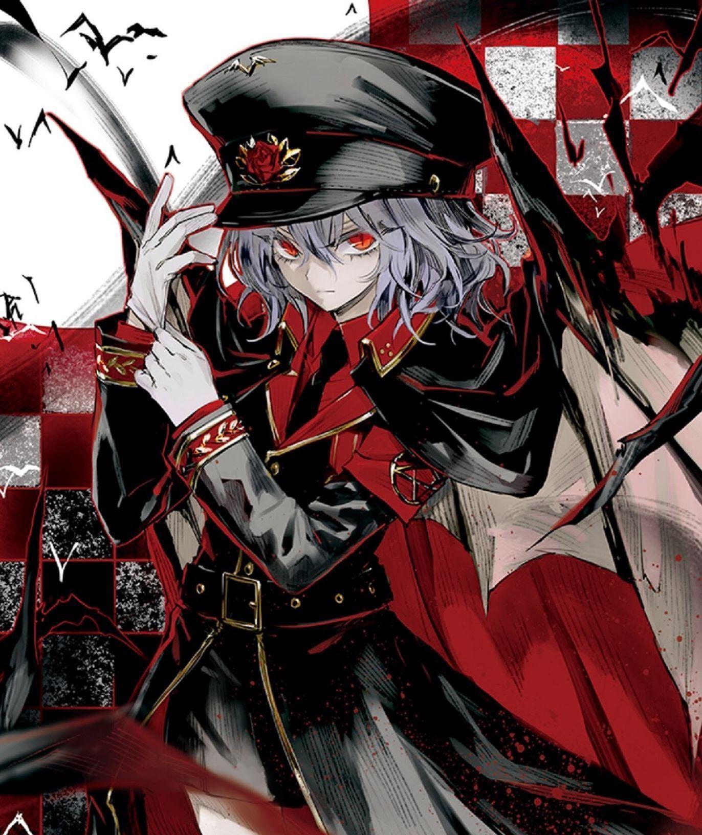 Ảnh Quỷ Anime cool ngầu nhất
