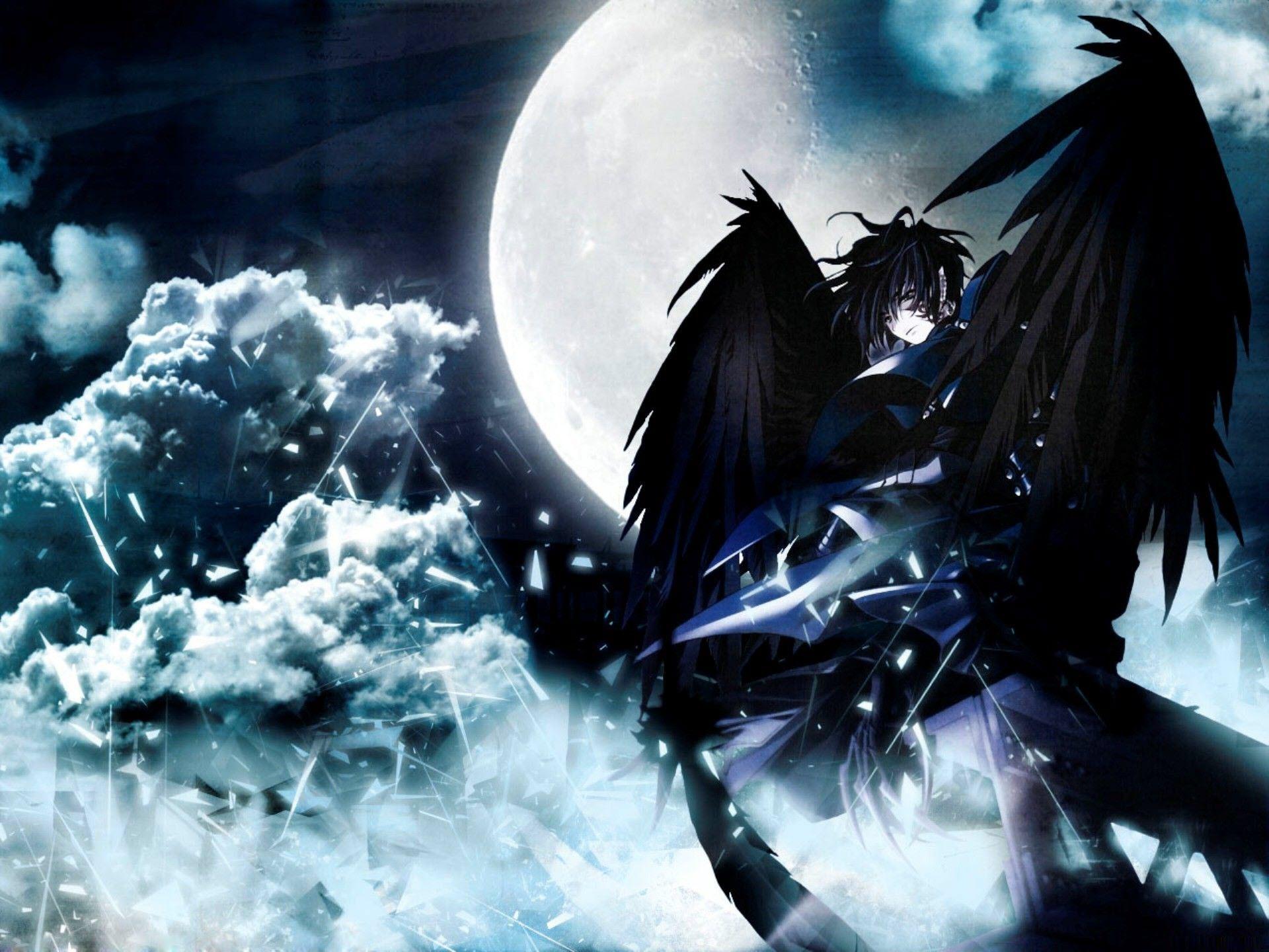 Ảnh Thiên thần sa ngã (Ác quỷ) đẹp nhất