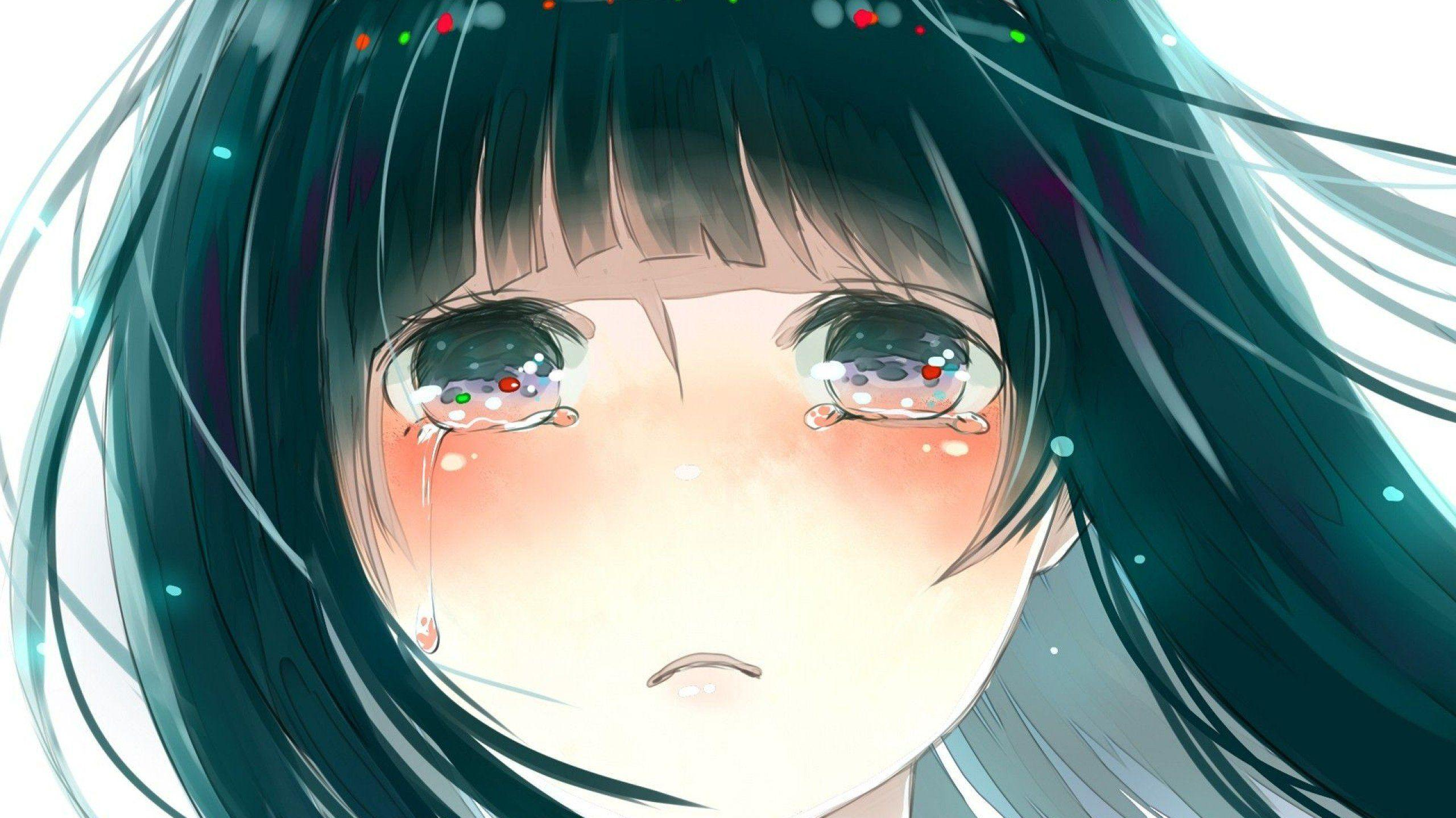 Anime Crying Images