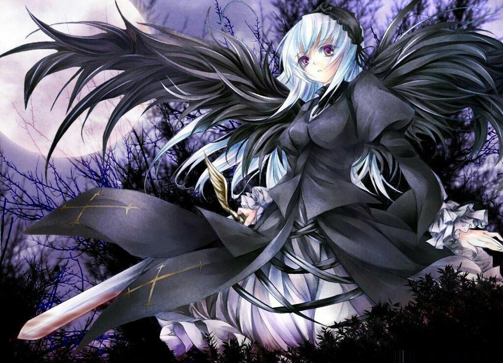 Anime nữ Ác quỷ đẹp nhất