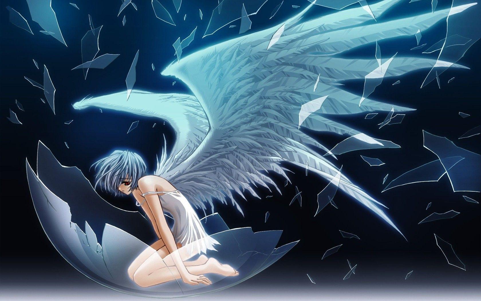Anime thiên thần đẹp nhất nhất