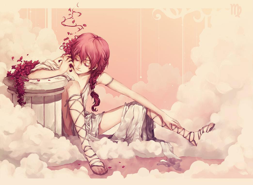 Hình anime Xử Nữ