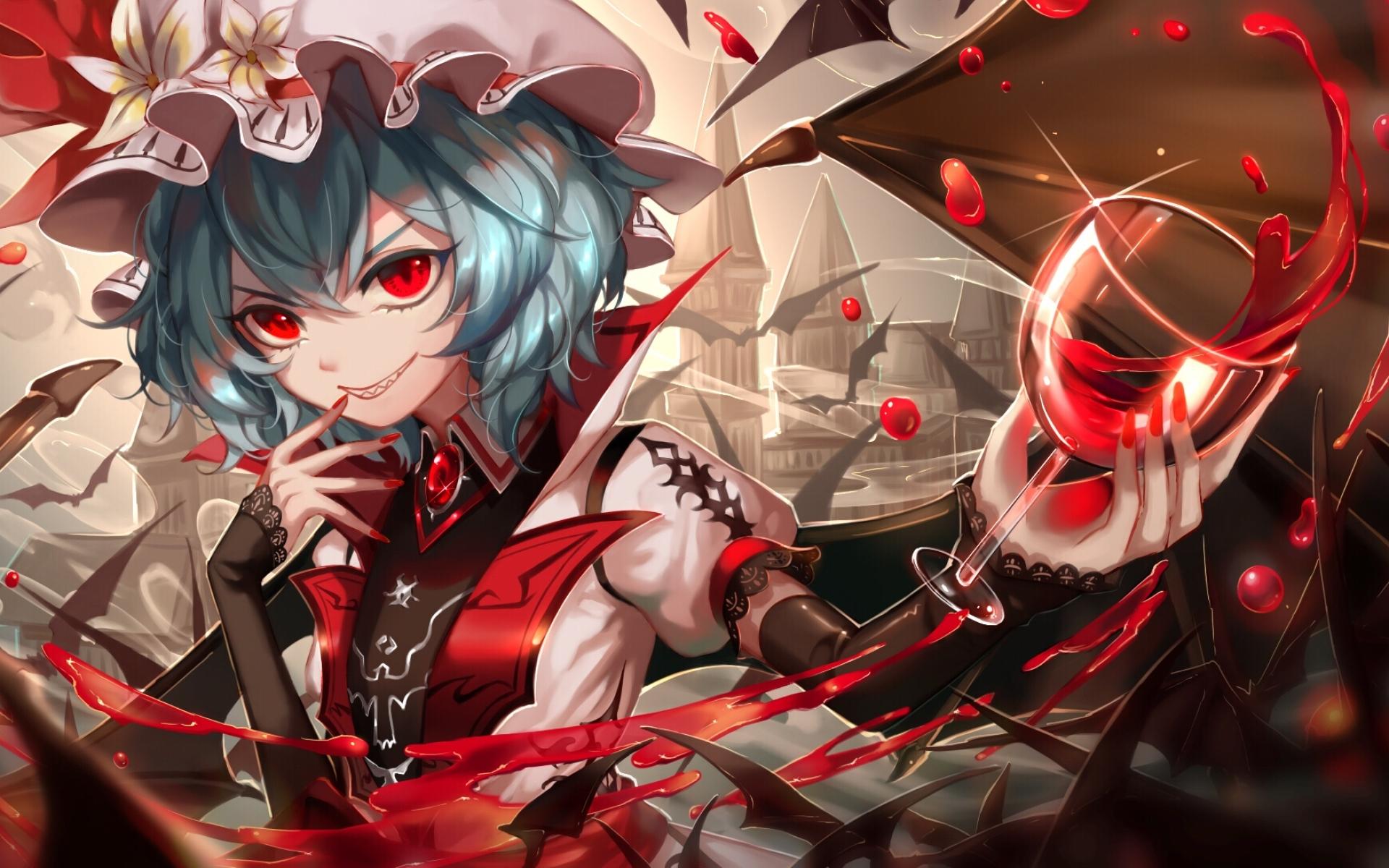 Hình nền anime ác quỷ đẹp nhất