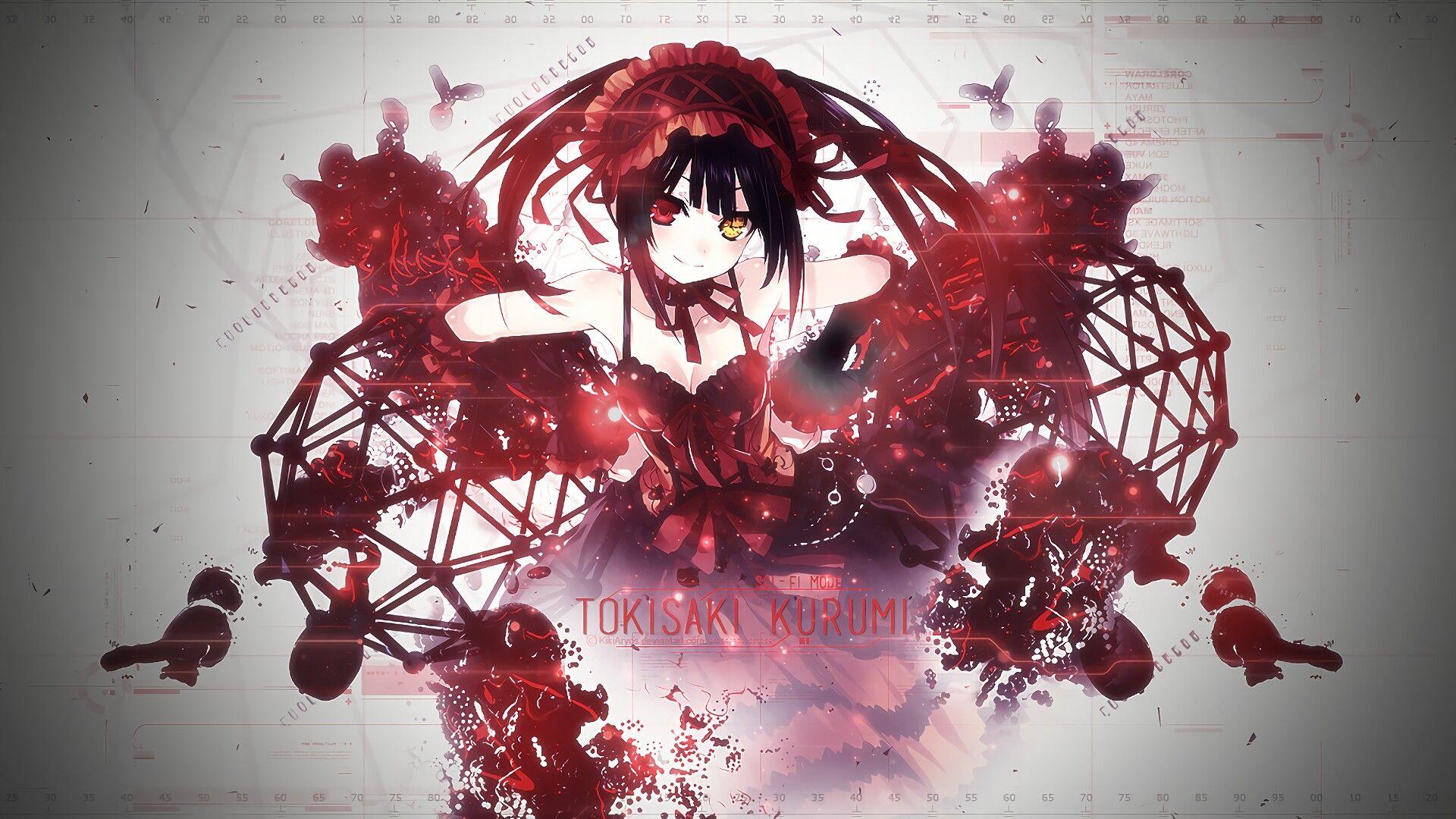 Hình nền anime cô gái tóc đen đẹp nhất