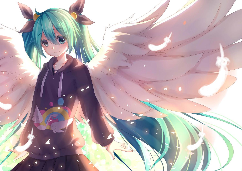 Thiên thần anime dễ thương
