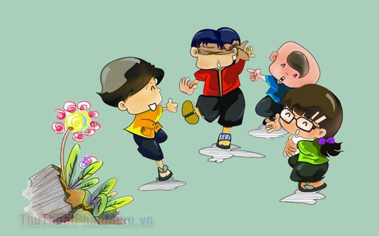 Tổng hợp những trò chơi dân gian truyền thống của Việt Nam và cách chơi